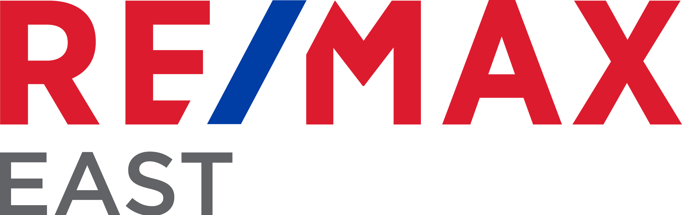 RE/MAX East logo