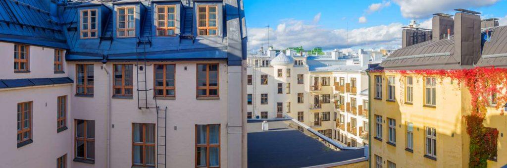 asuntojen myyntihinnat