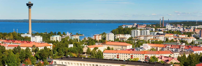 kiinteistönvälitystä Tampereella