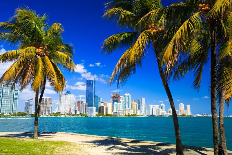 Miami on upea paikka asua